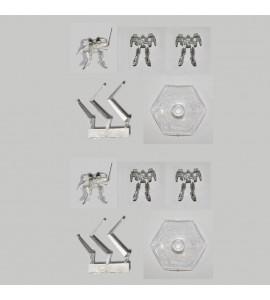 Jovian Wars: Venus Ryu Interceptor Exo Armor Squad 2 Pack