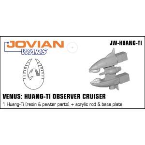 Jovian Wars: Venus Huang-Ti Observer Cruiser