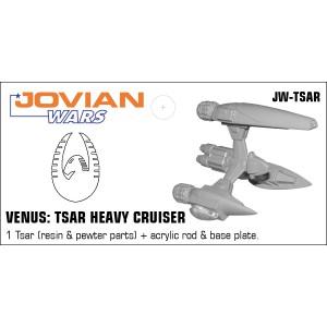 Jovian Wars: Venus Tsar Heavy Cruiser
