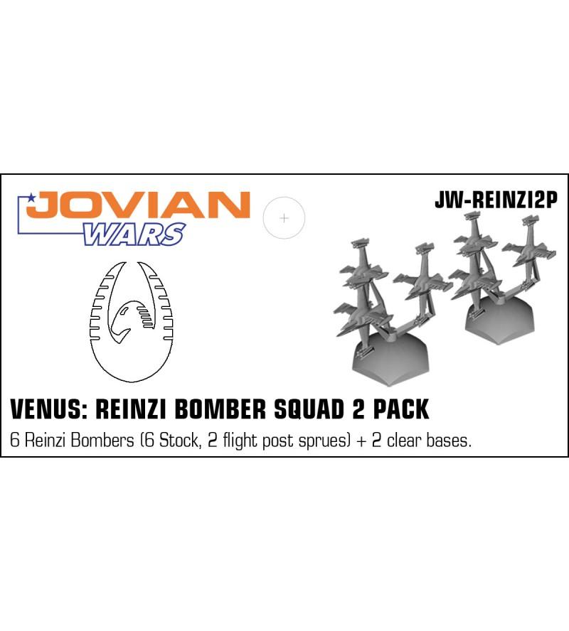 Jovian Wars: Venus Reinzi Bomber Squad 2 Pack