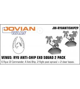 Jovian Wars: Venus Ryu AntiShip Exo Armor Squad 2 Pack