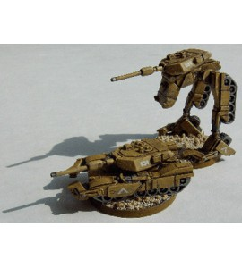 M1 Abrams Tank & Walker (d20 Mecha Compendium Mini)